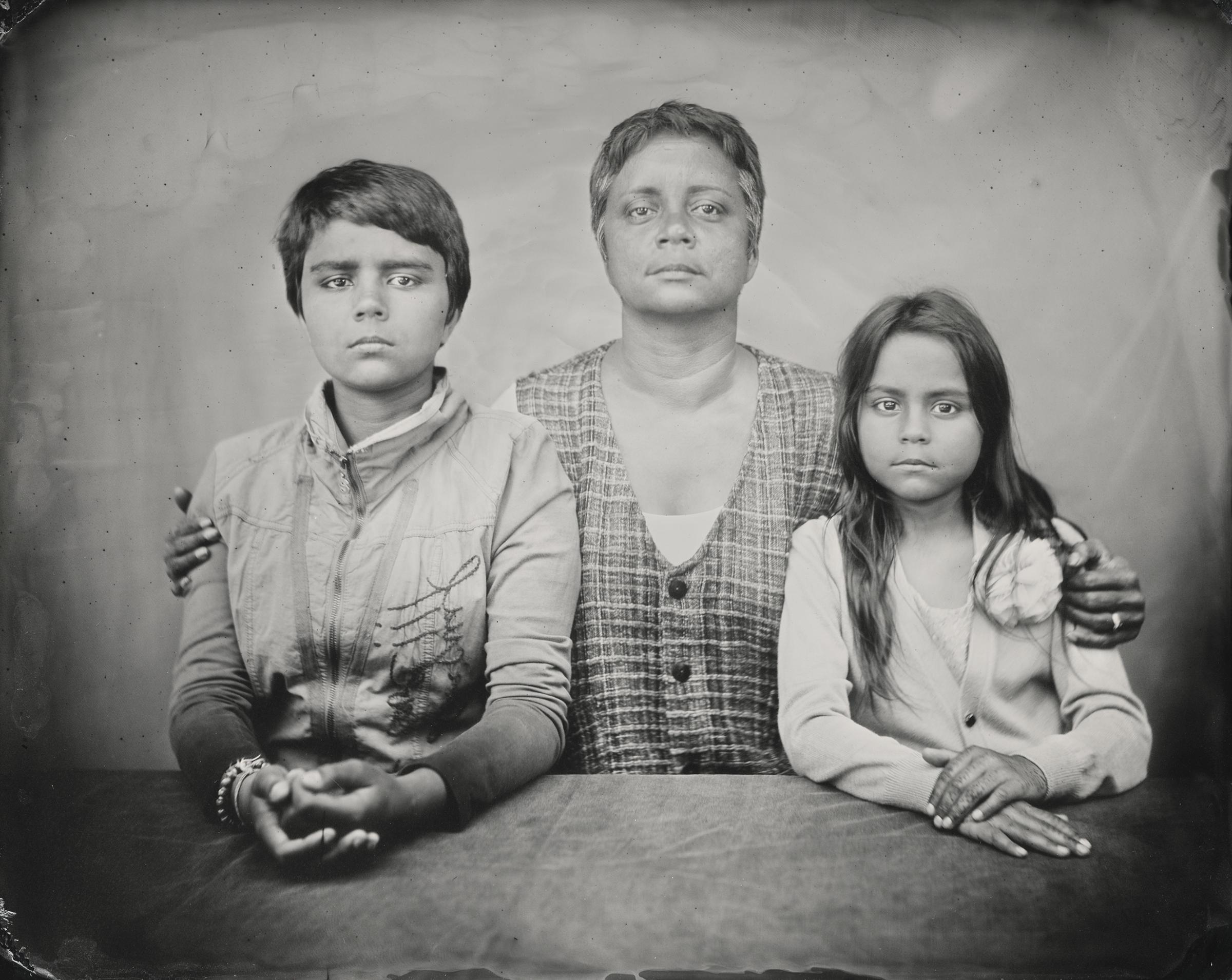 Eka, Sujata, Anjeli, 2014, 8x10%22.jpg