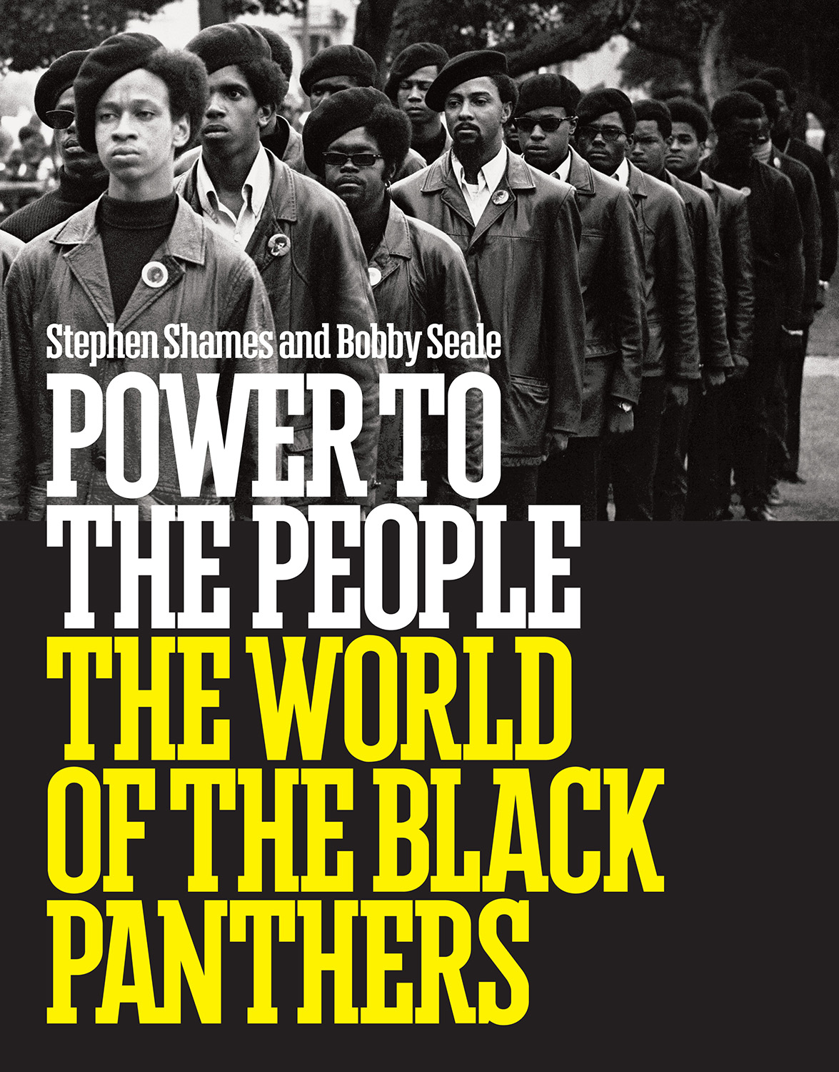 ©POWER TO THE PEOPLE: THE WORLD OF THE BLACK PANTHERS photographs by Stephen Shames; Text by Bobby Seale published by Abrams www.abramsbooks.com