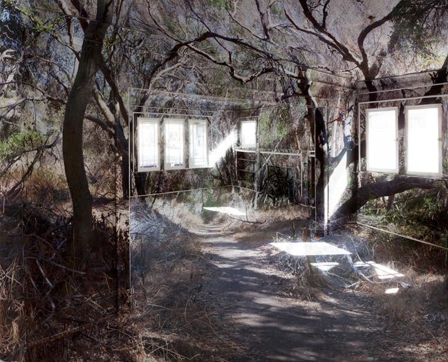 Chris Engman, Refuge  , 2016, digital   pigm ent print, 38 x 48 inches, edition of 6