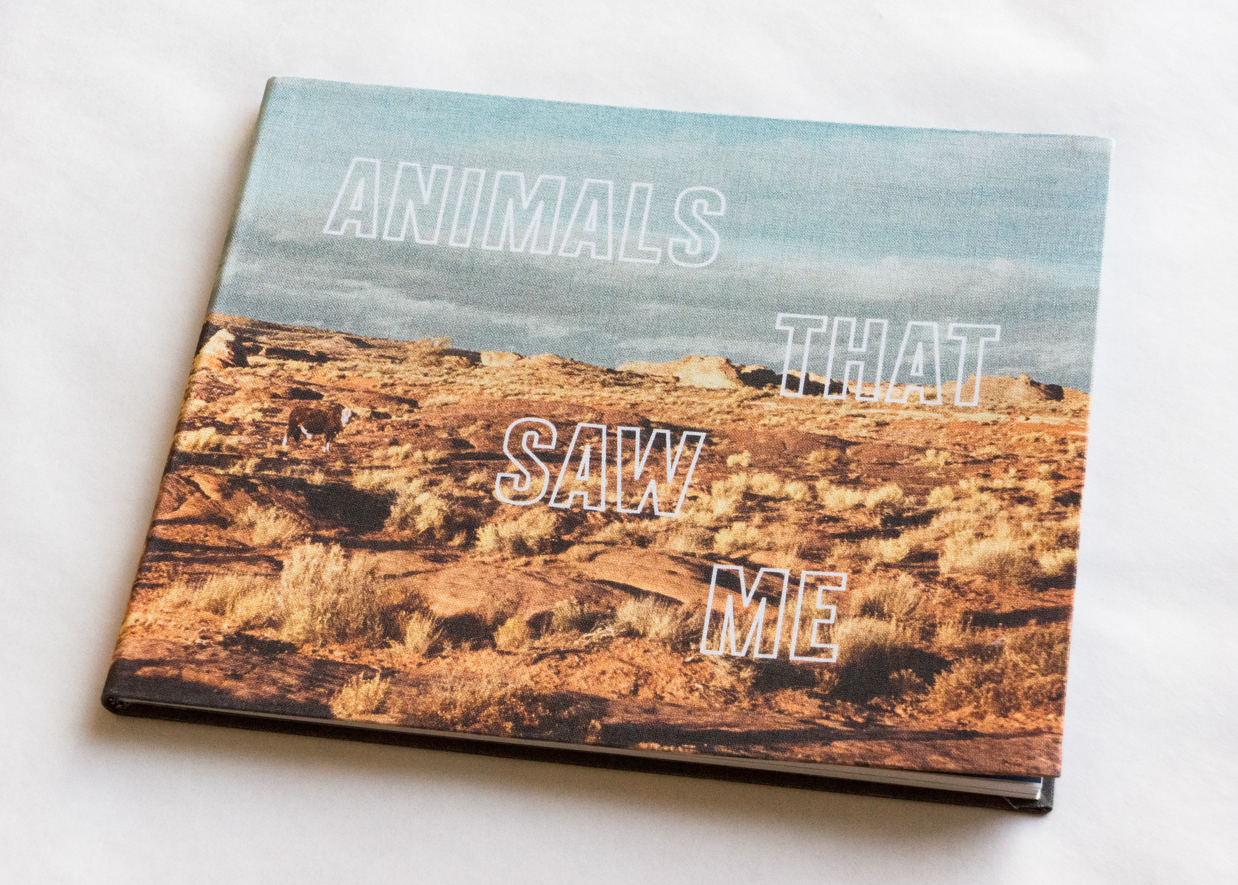 © Animals That Saw Me by Ed Panar, Courtesy of D.A.P. Inc.
