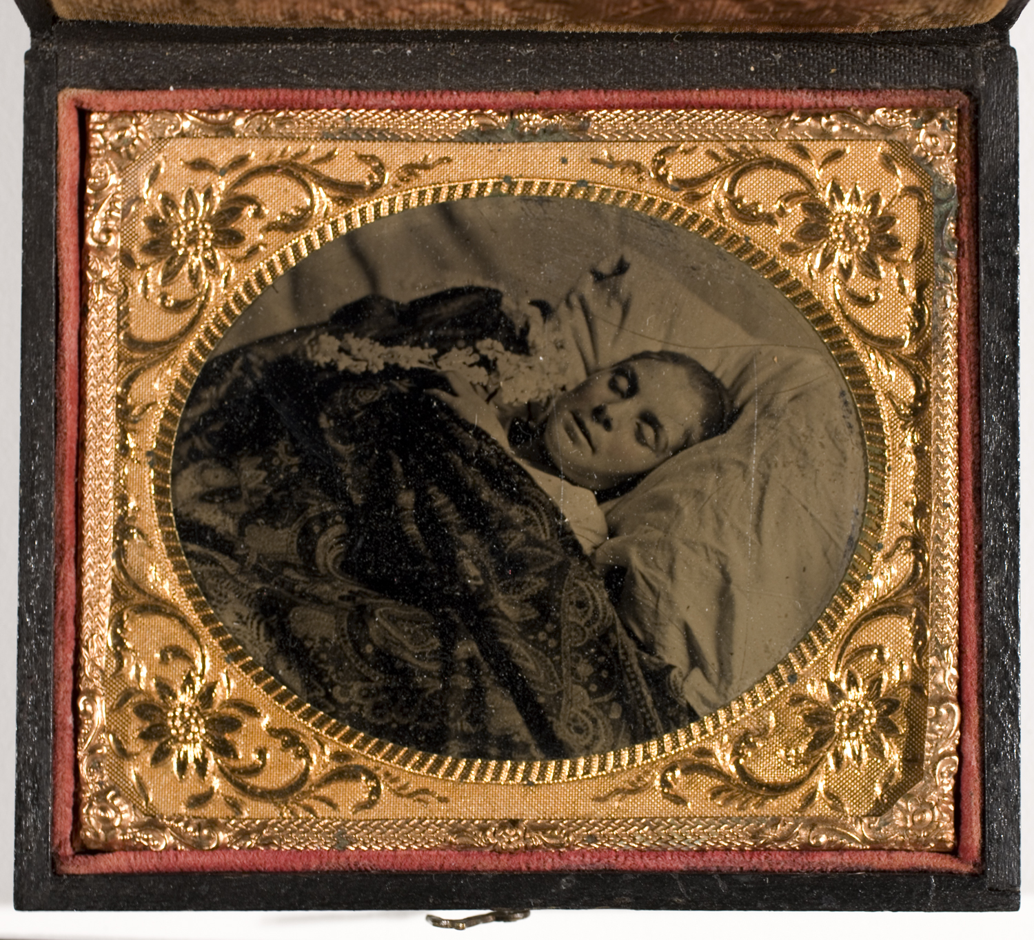Unidentified Photographer, [Postmortem Unidentified Woman],  ca. 1865. International Center of Photography, Gift of Steven Kasher and Susan Spungen Kasher, 2008 (2008.81.72)
