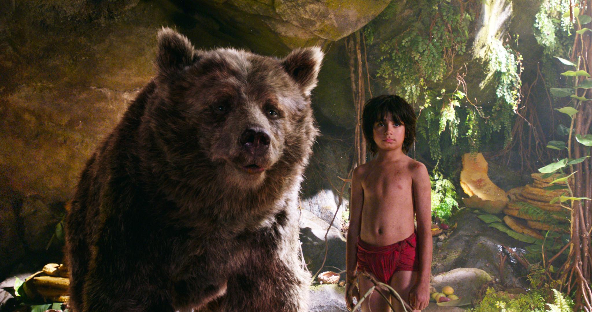 The Jungle Book , Jon Favreau
