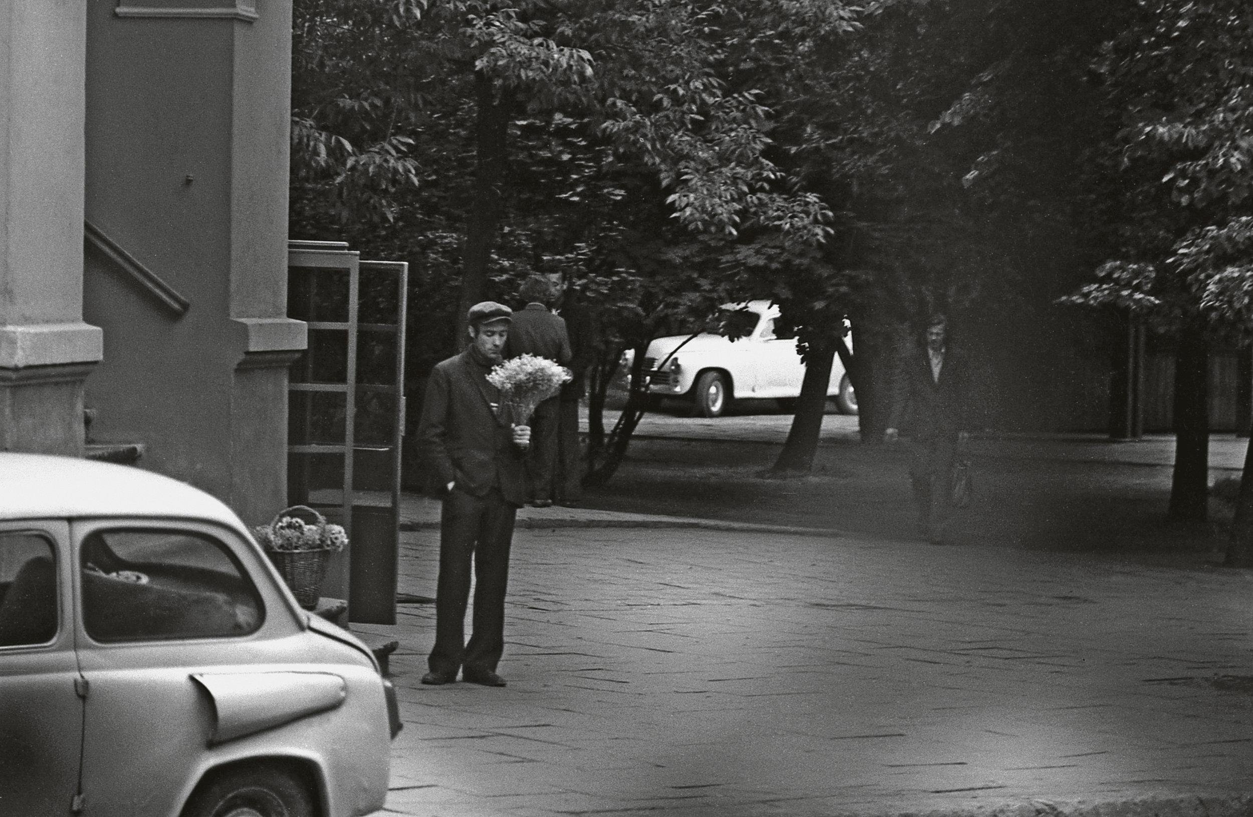 Algirdas   Šeškus,   Lyrics of Love   . 1975-1977.  Daily Life: Photography from Lithuania   on view at The Print Center, Philadelphia.