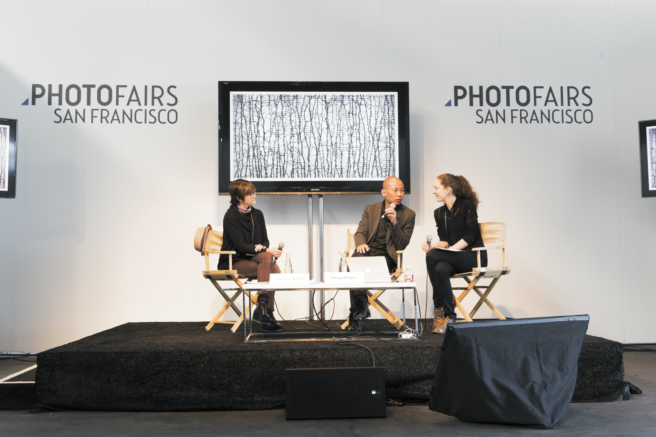 © Heather Snider and Wang Ningde, Conversations - PHOTOFAIRS  San Francisco