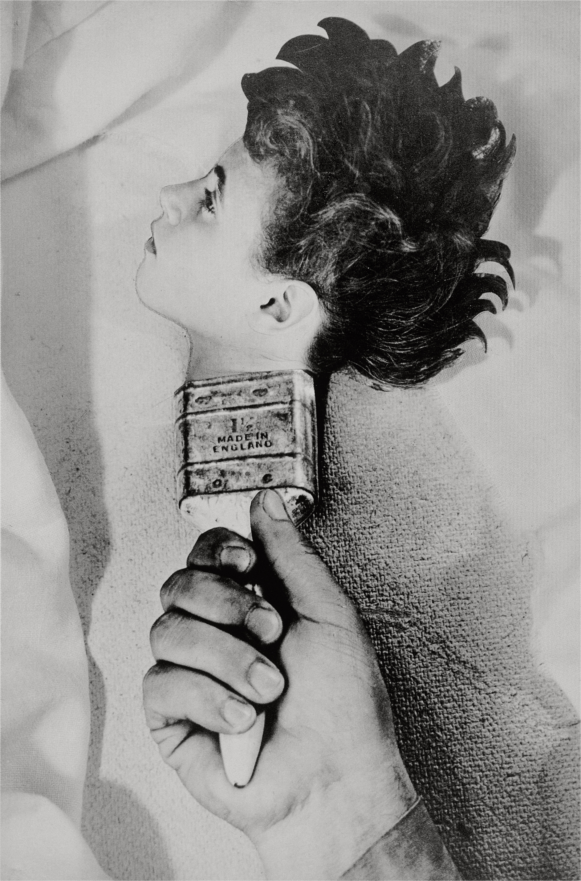 Grete Stern. Sueño No. 31: Made in England (Dream No. 31: Made in England) 1950