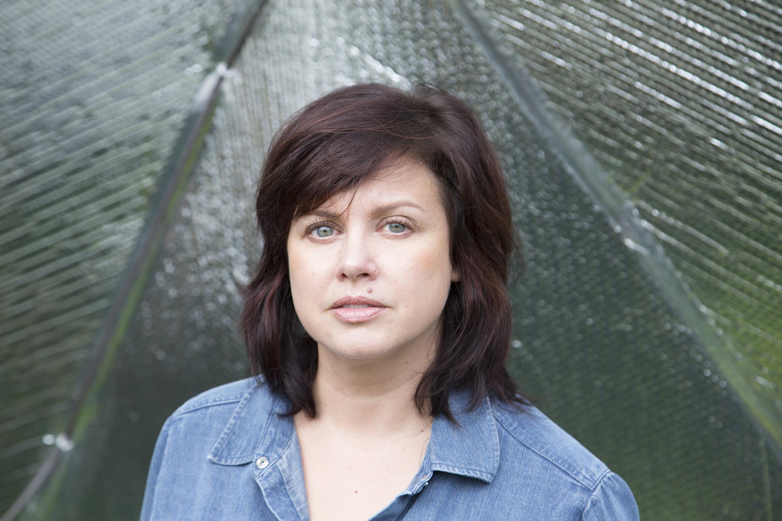 Portrait by Sharon Core