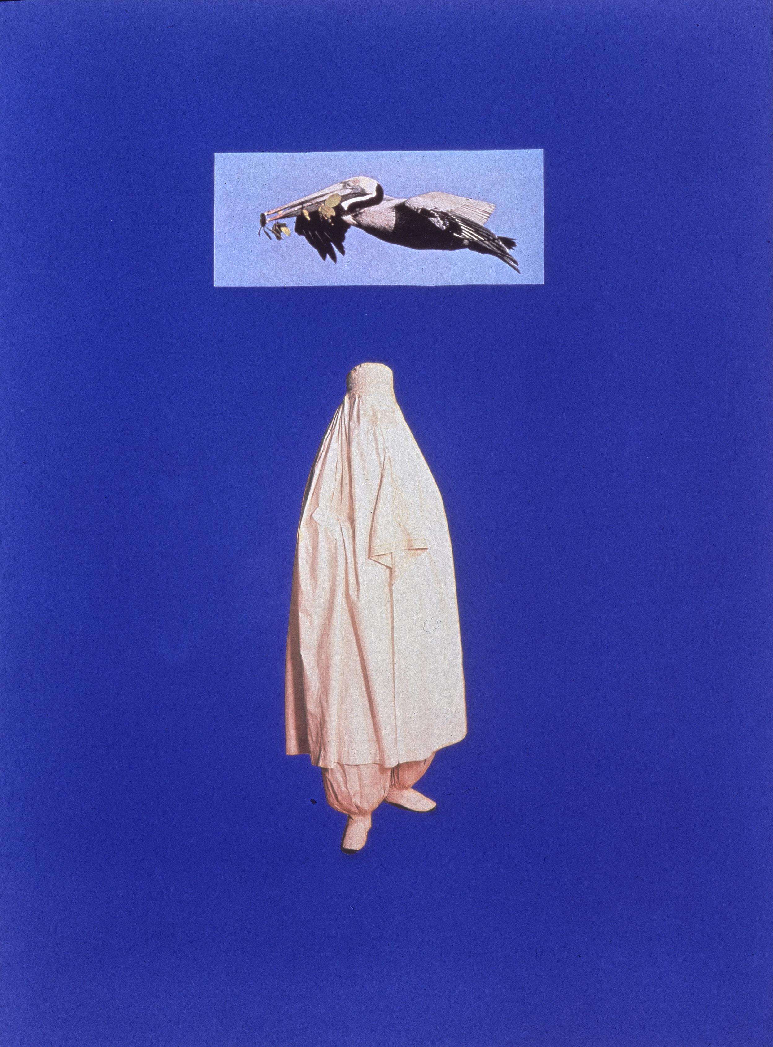 Birdwoman , 1986 © Sarah Charlesworth