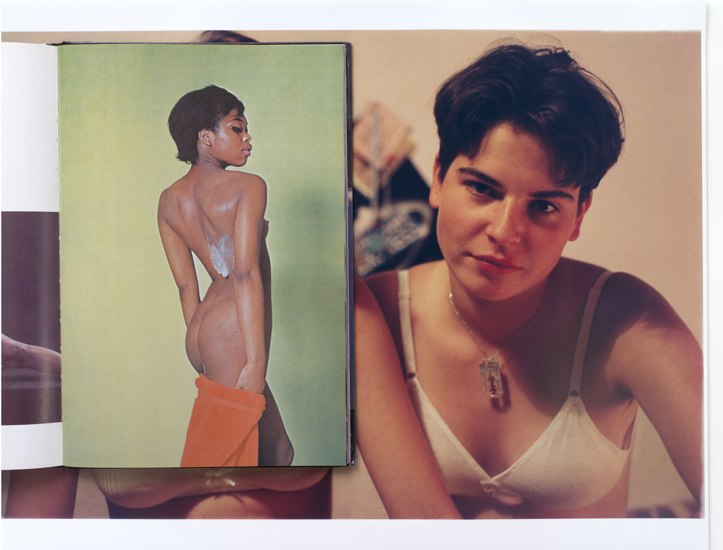 Collier Schorr.  What! Are you Jealous?  1996-2013