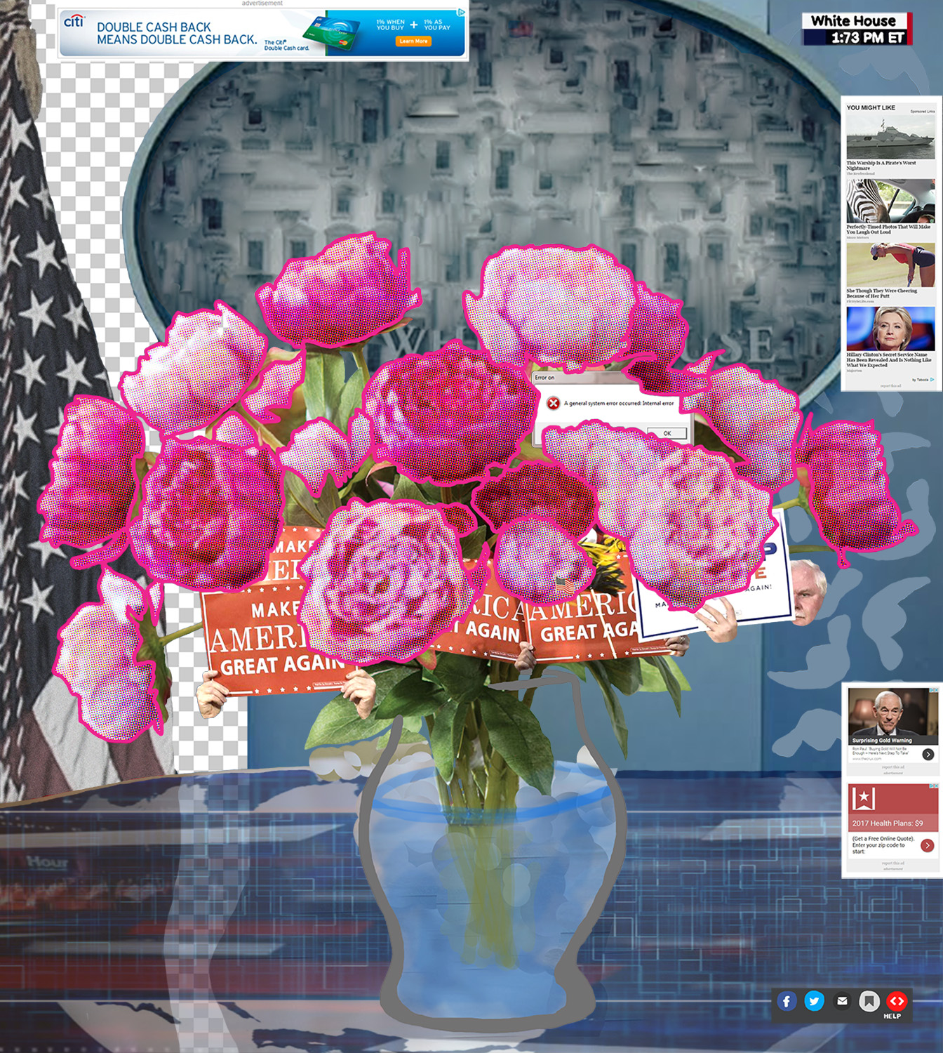 Flowers for donald #18 (press room [with suggested content])