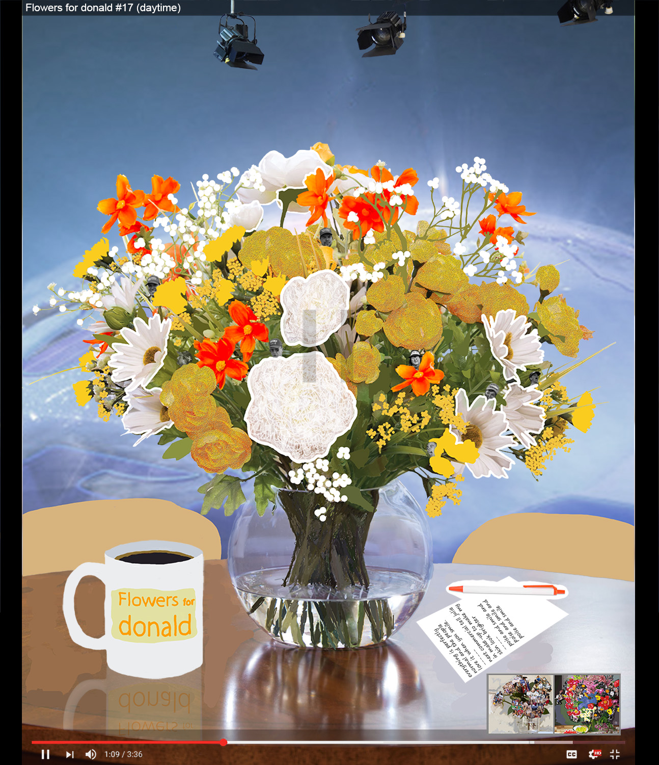 Flowers for donald #20(daytime)