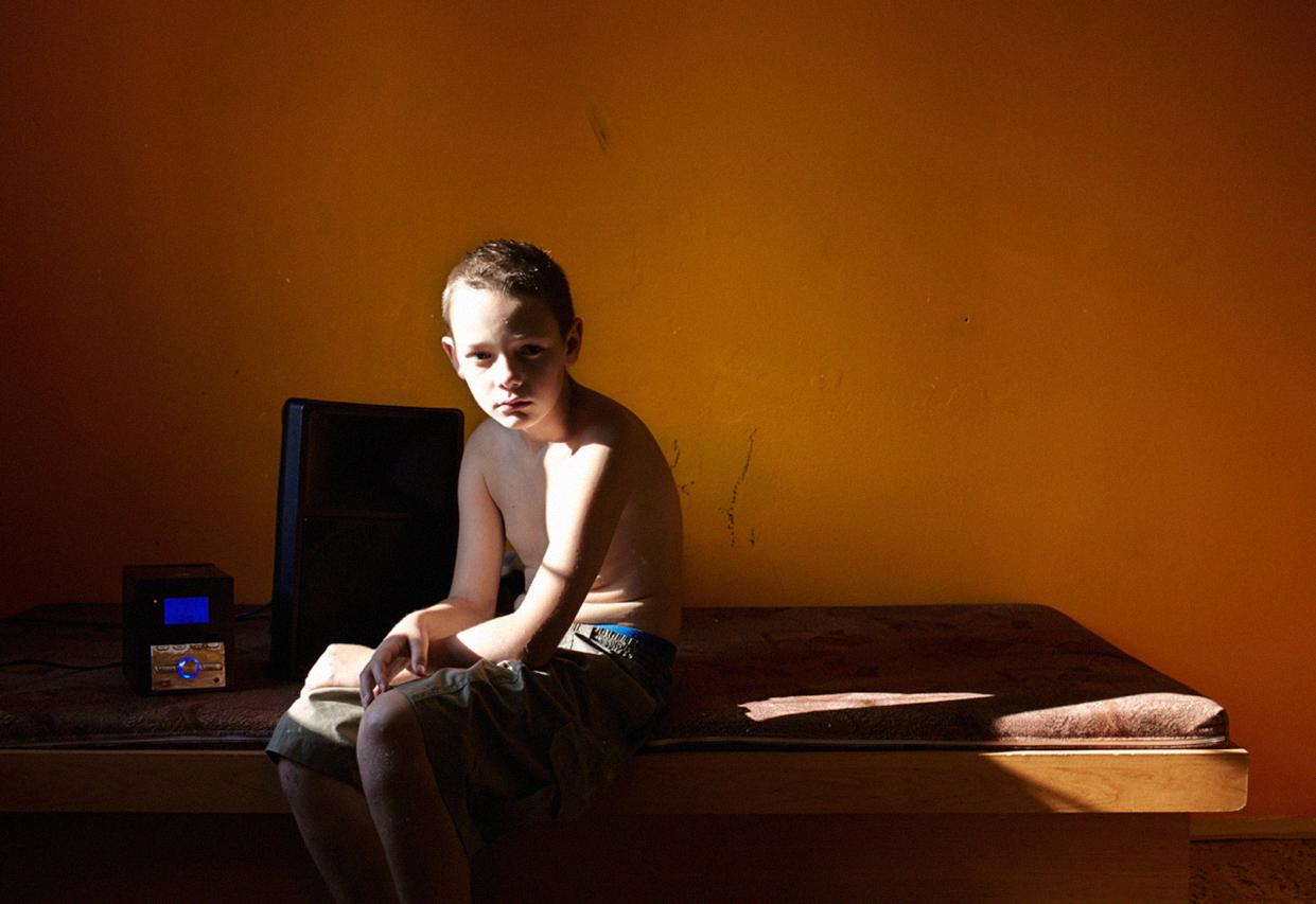 Milanek Sedi © Hana Knizova