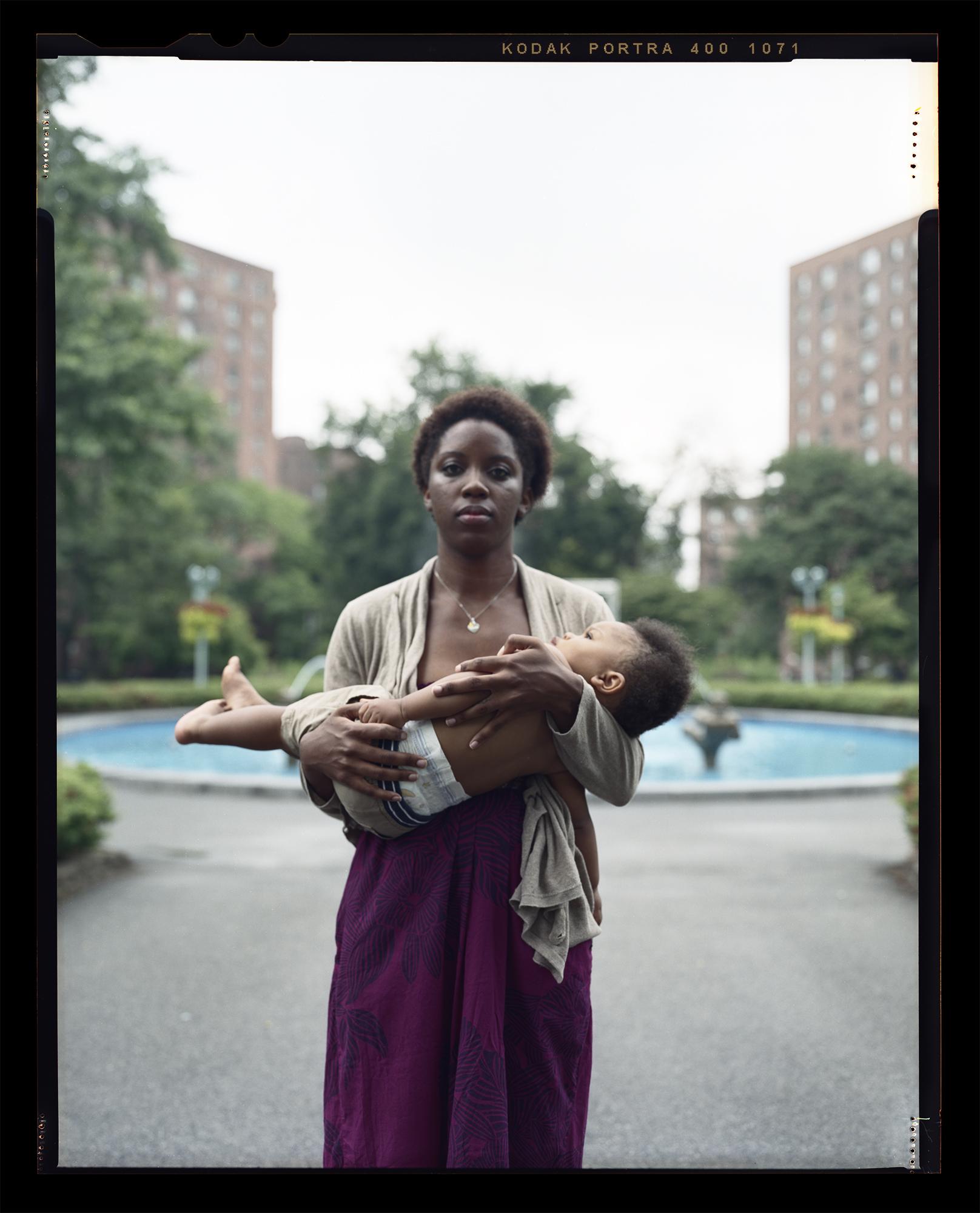 Jon Henry, Untitled #5, Parkchester, New York