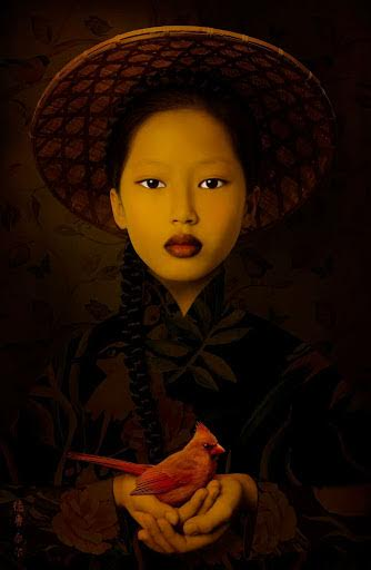 MAE LING.  ©Drew Tal. Courtesy of the artist and Emmanuel Fremin Gallery.
