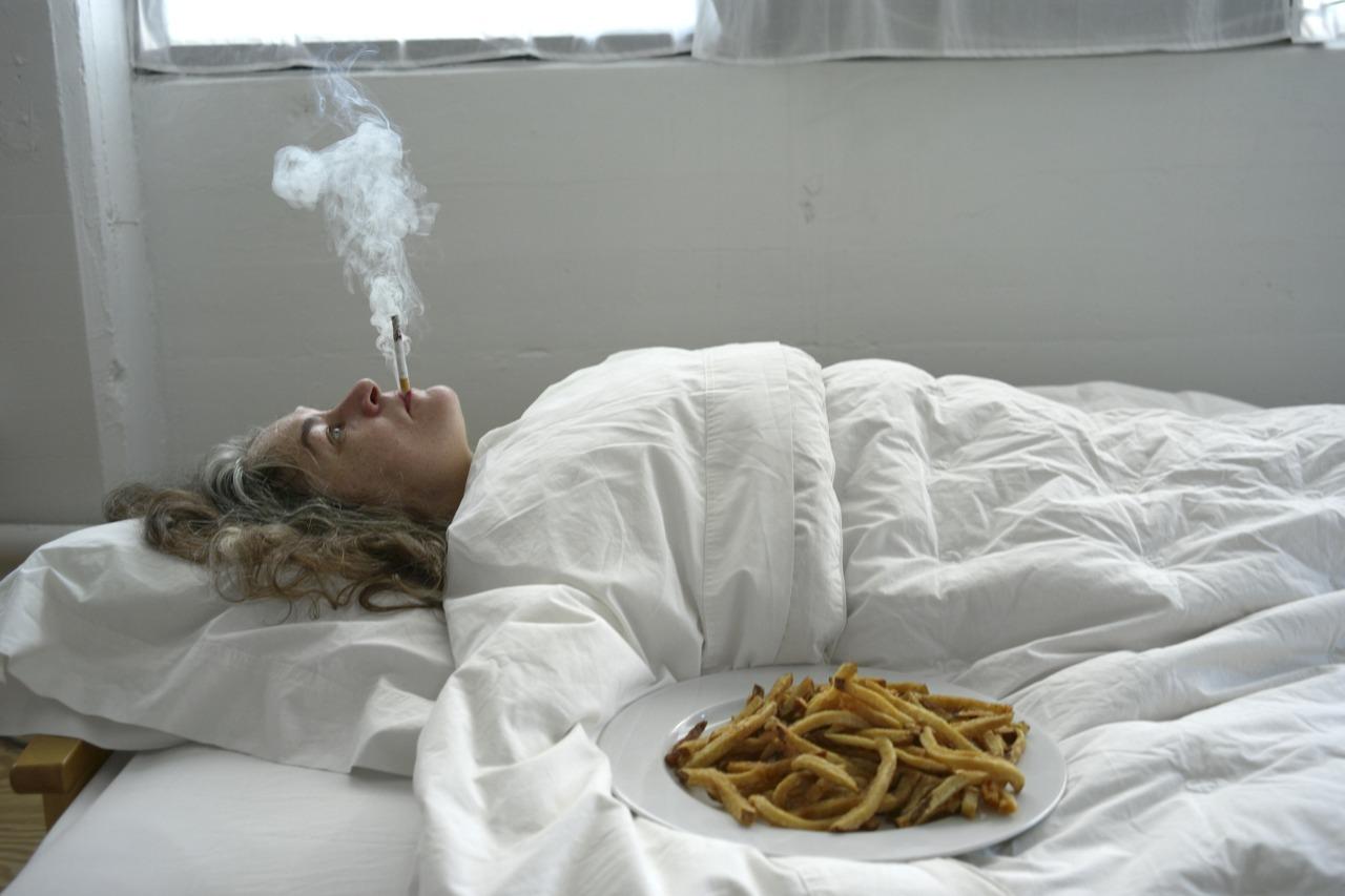 Bad Habits  © Annette Lemieux