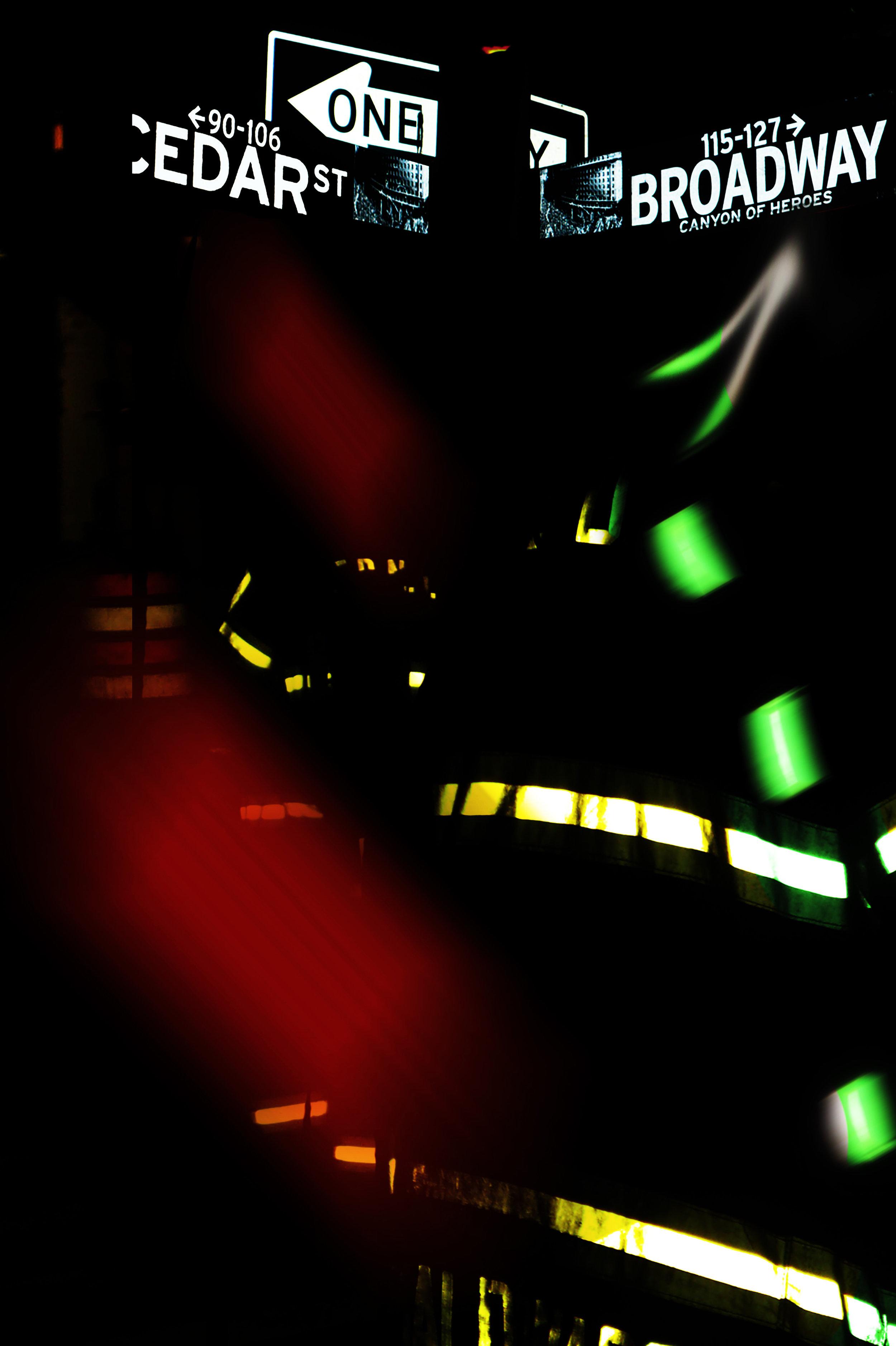 'Glow 1' 2009 © Andrea Blanch