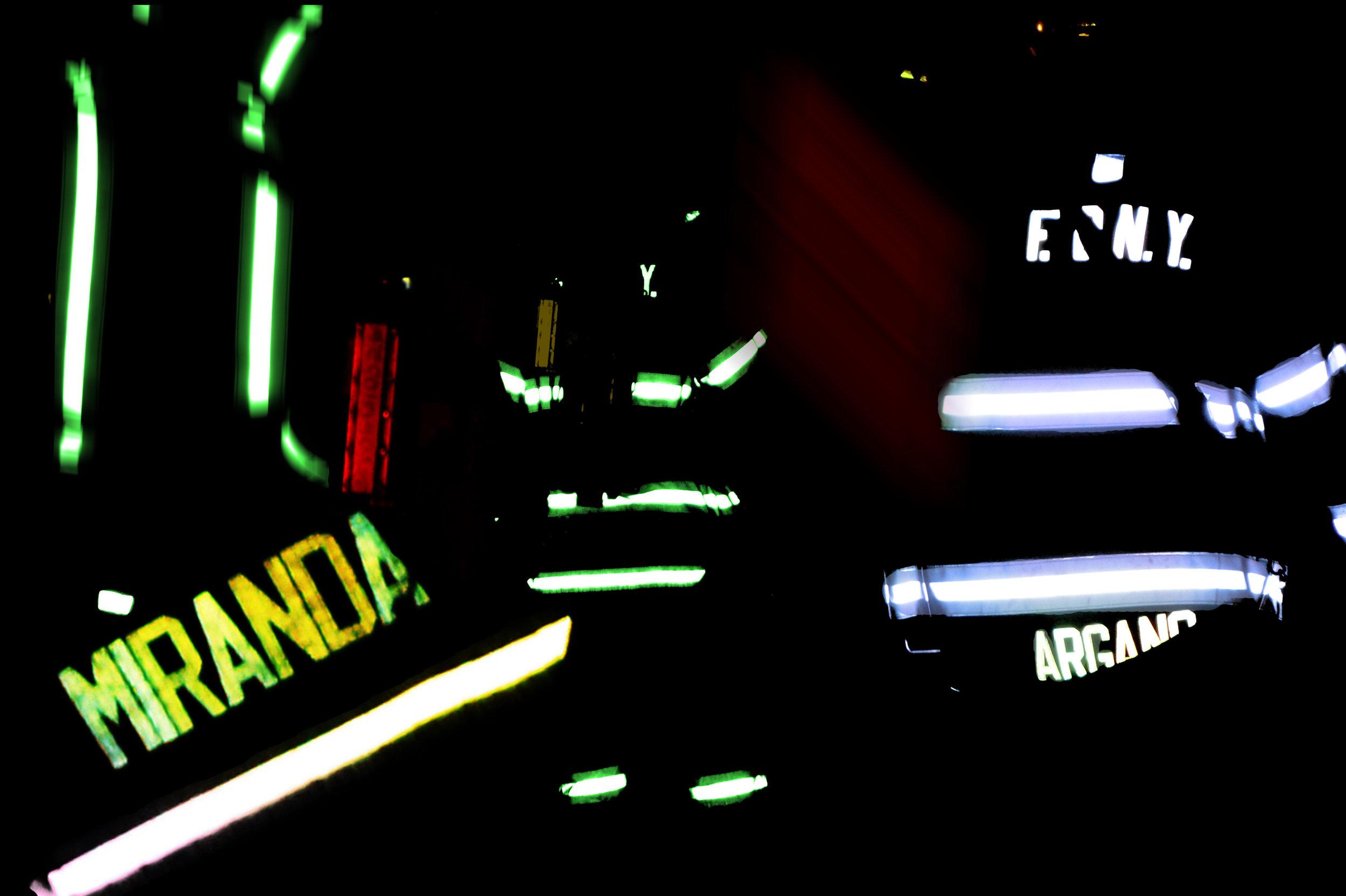 'Glow 3' 2009 © Andrea Blanch