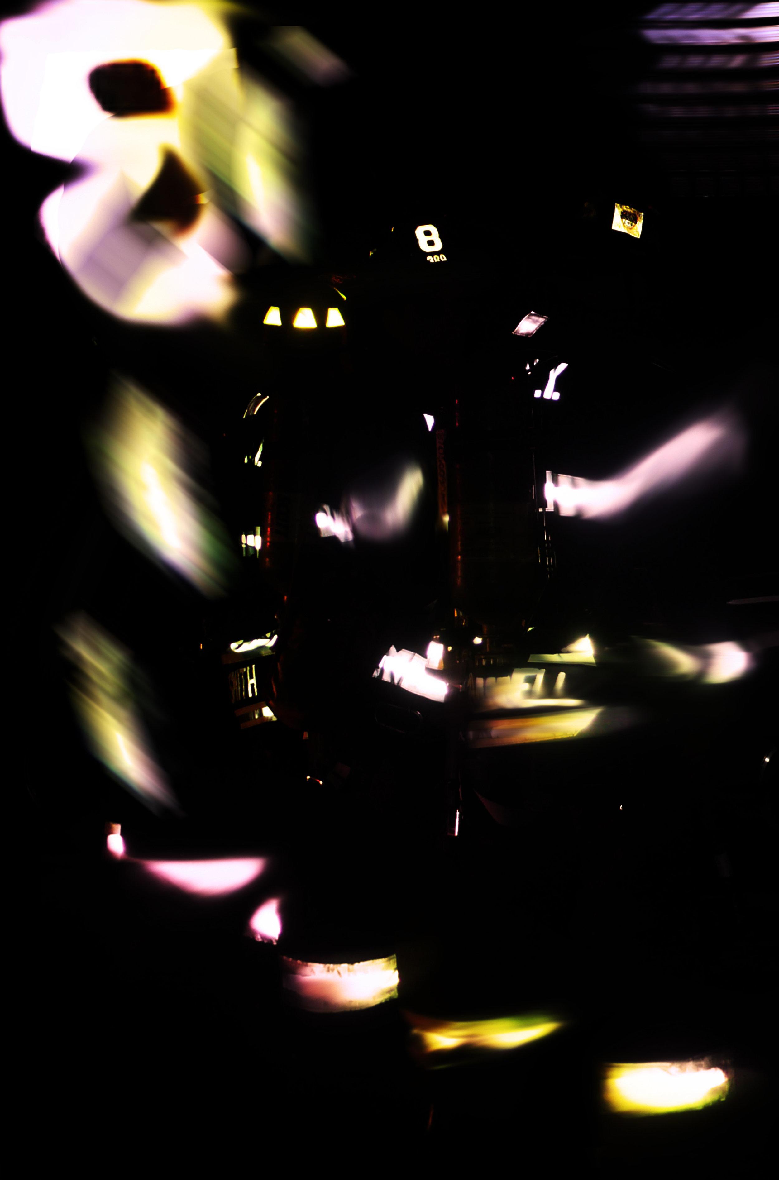 'Glow 4' 2009 © Andrea Blanch