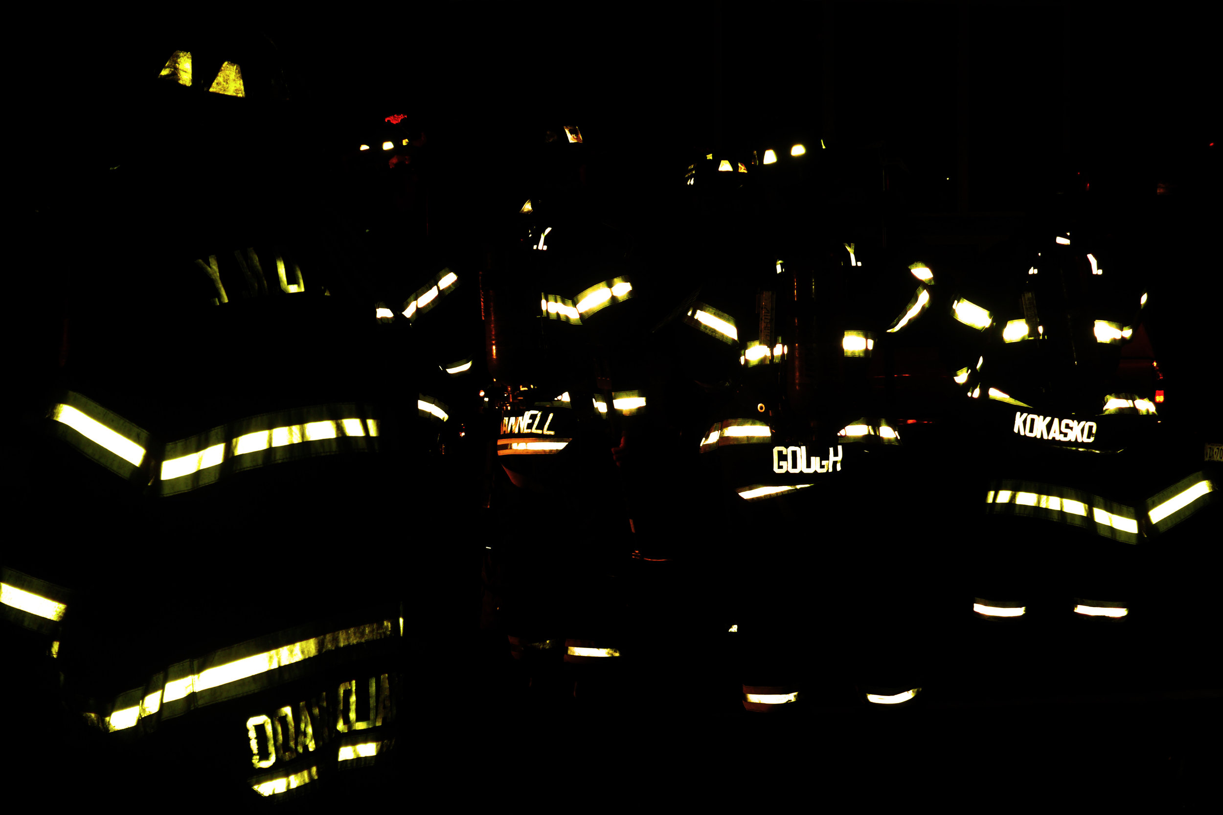 'Glow 5' 2009 © Andrea Blanch