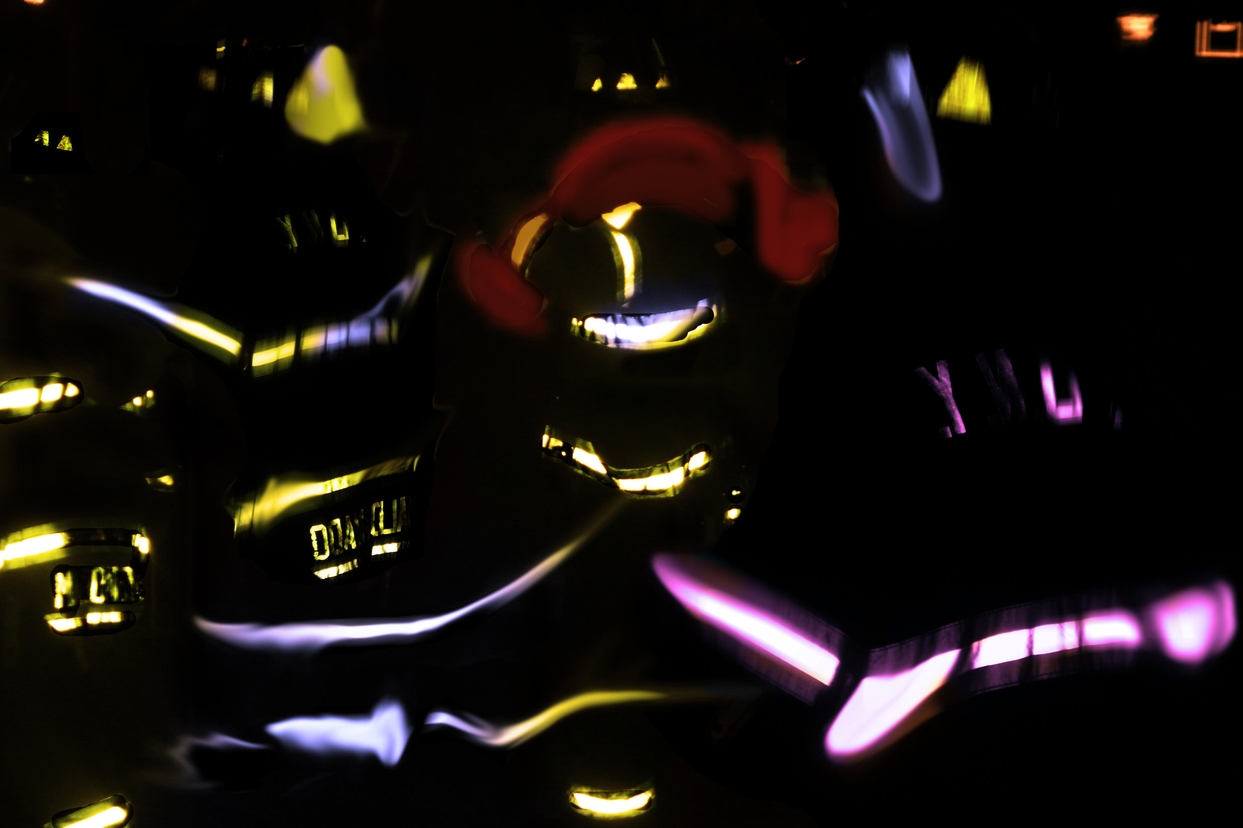 'Glow 6' 2009 © Andrea Blanch