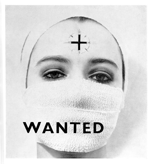 Wanted, 1969  © Penny Slinger