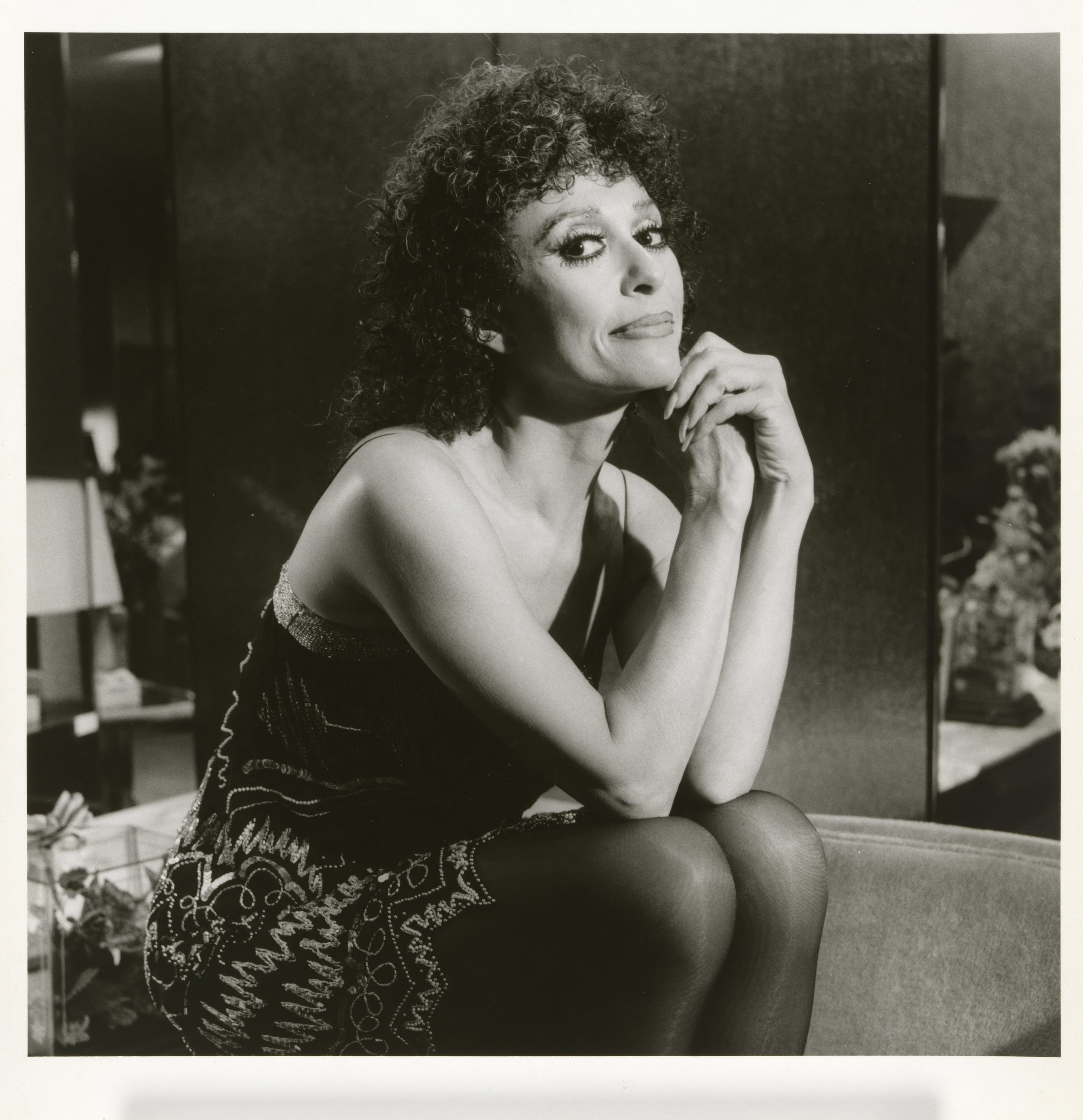 Rita Moreno    by ADÁL    Gelatin silver print    1984    National Portrait Gallery, Smithsonian Institution    © 1984 Adál