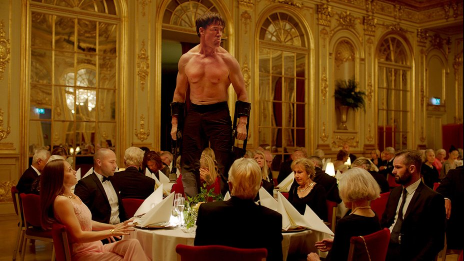 Film Still from: The Square