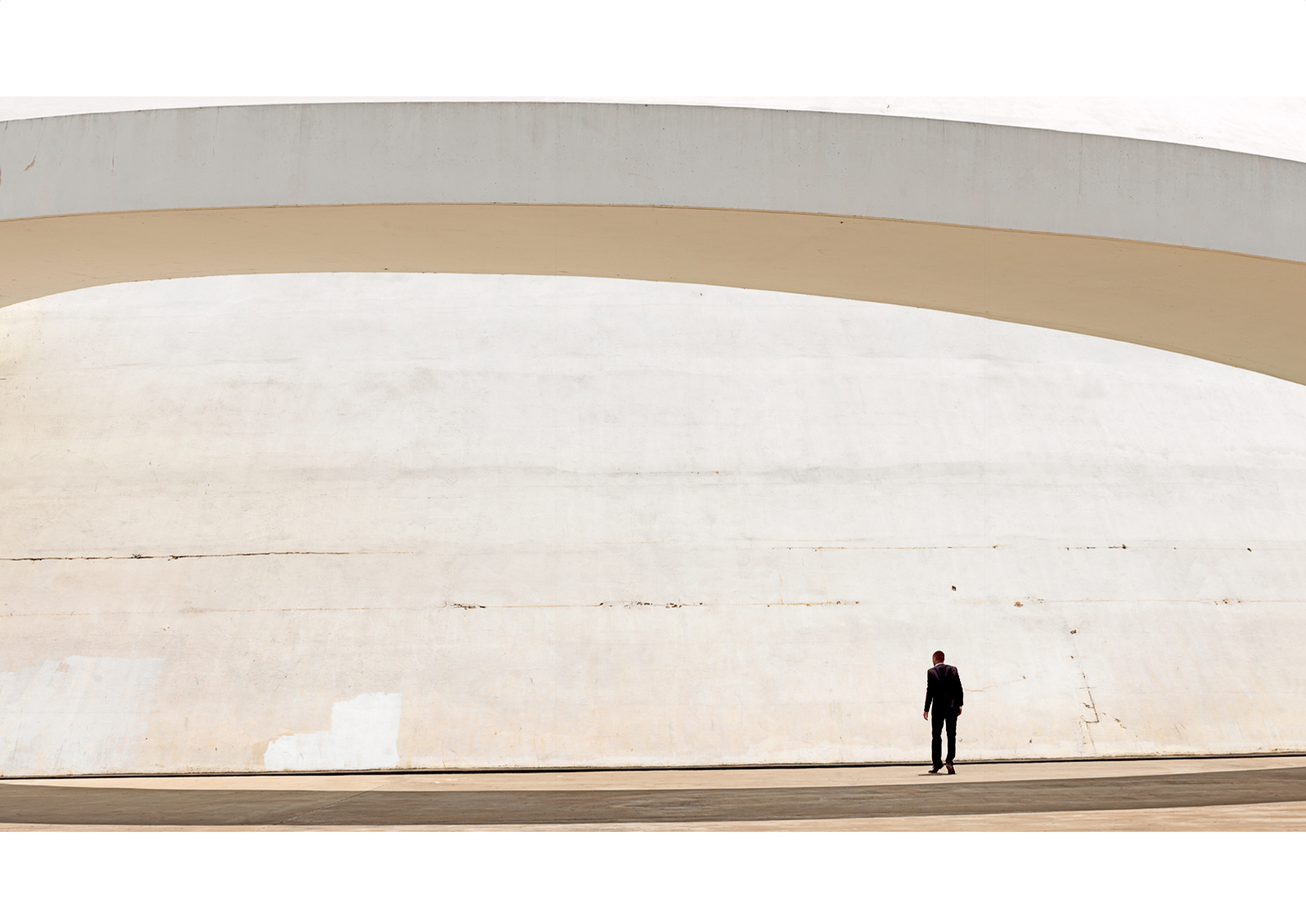 The National Museum, Brasilia, 2012  © Vincent Fournier
