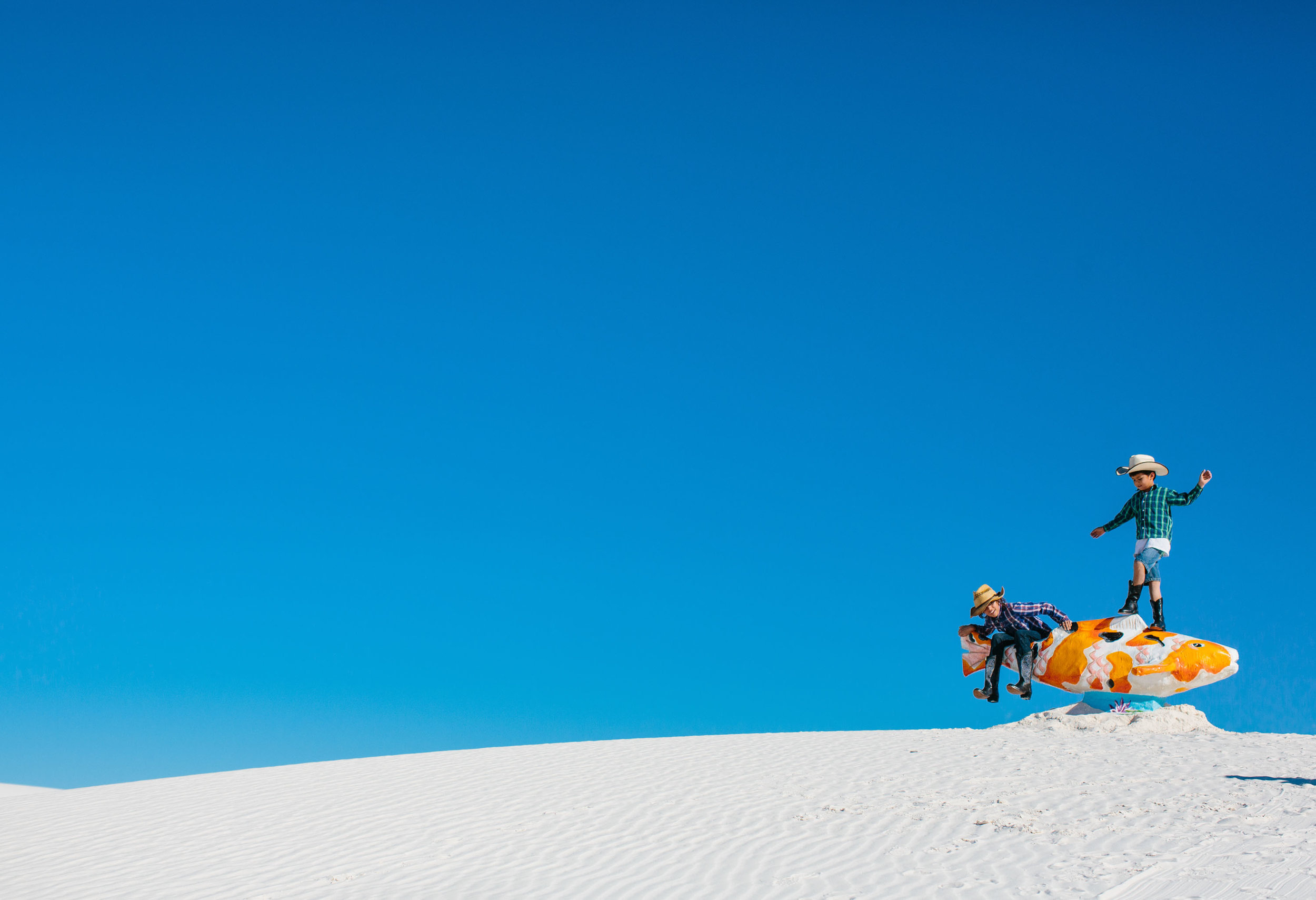 White Sands, New Mexico  © Jennifer Emerling