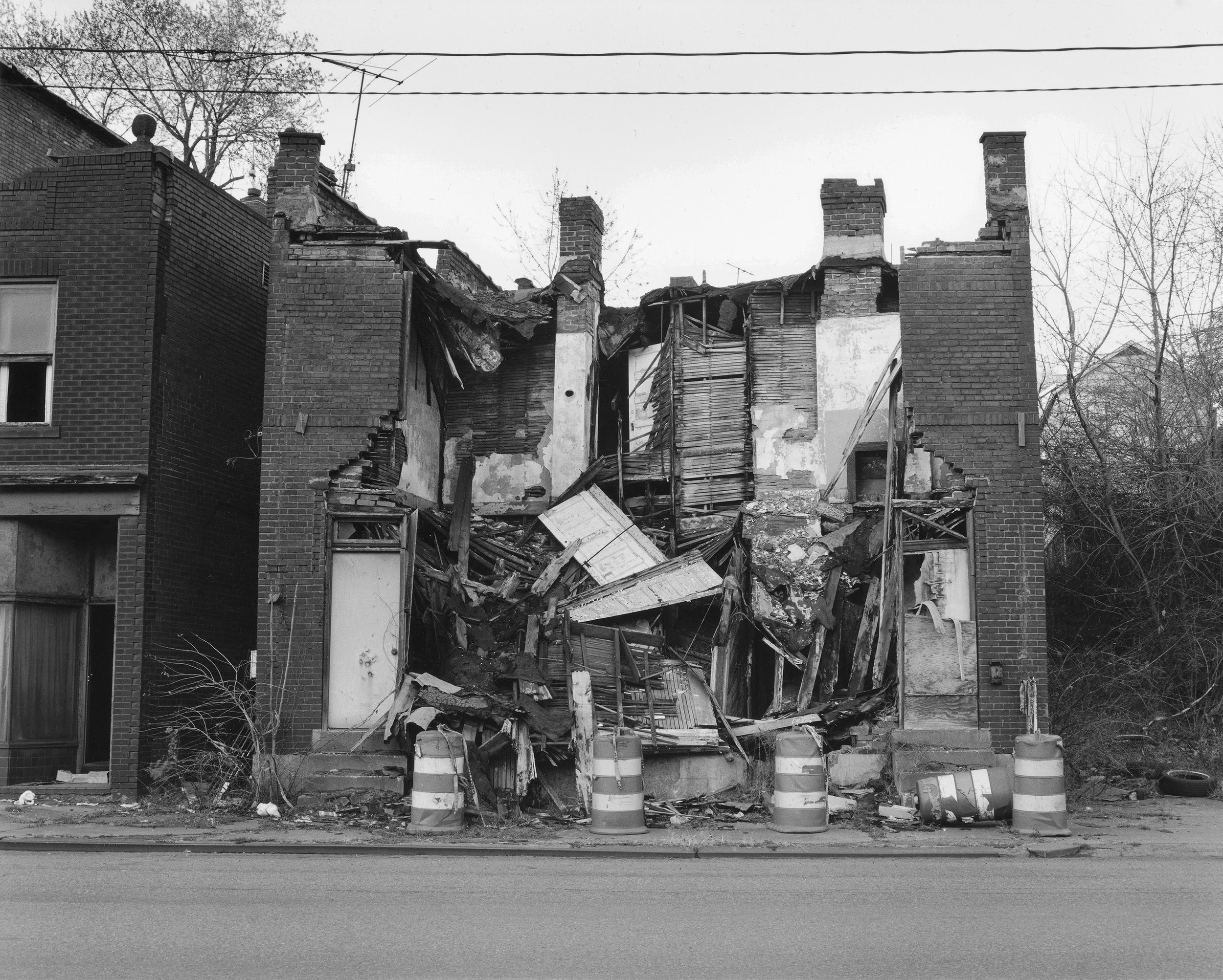 LaToya Ruby Frazier,  Home on Braddock Avenue , 2007, from  The Notion of Family  (Aperture, 2014)