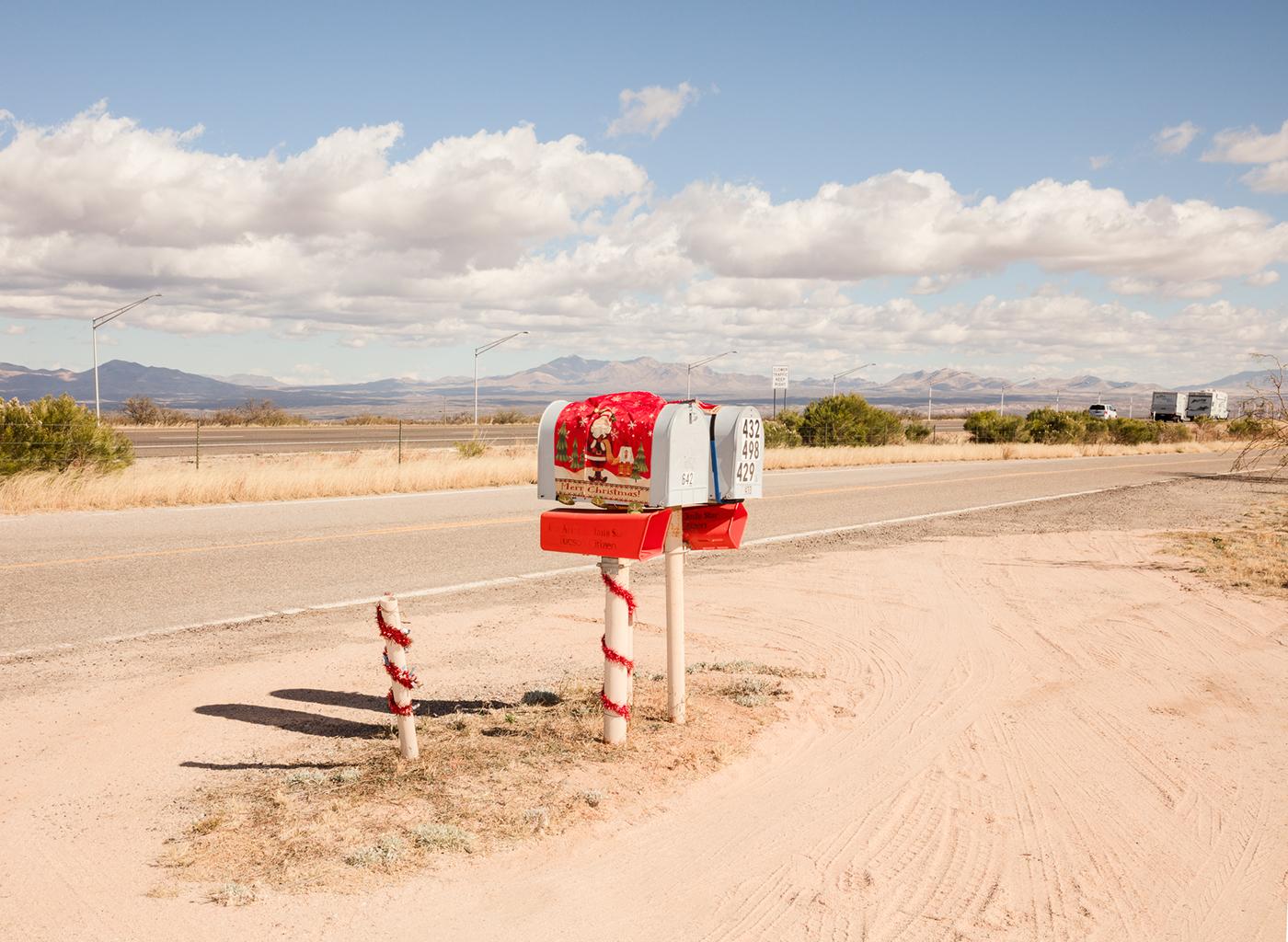 I-10 Ranch,  San Simon, AZ . 2016 Residence© Jesse Rieser