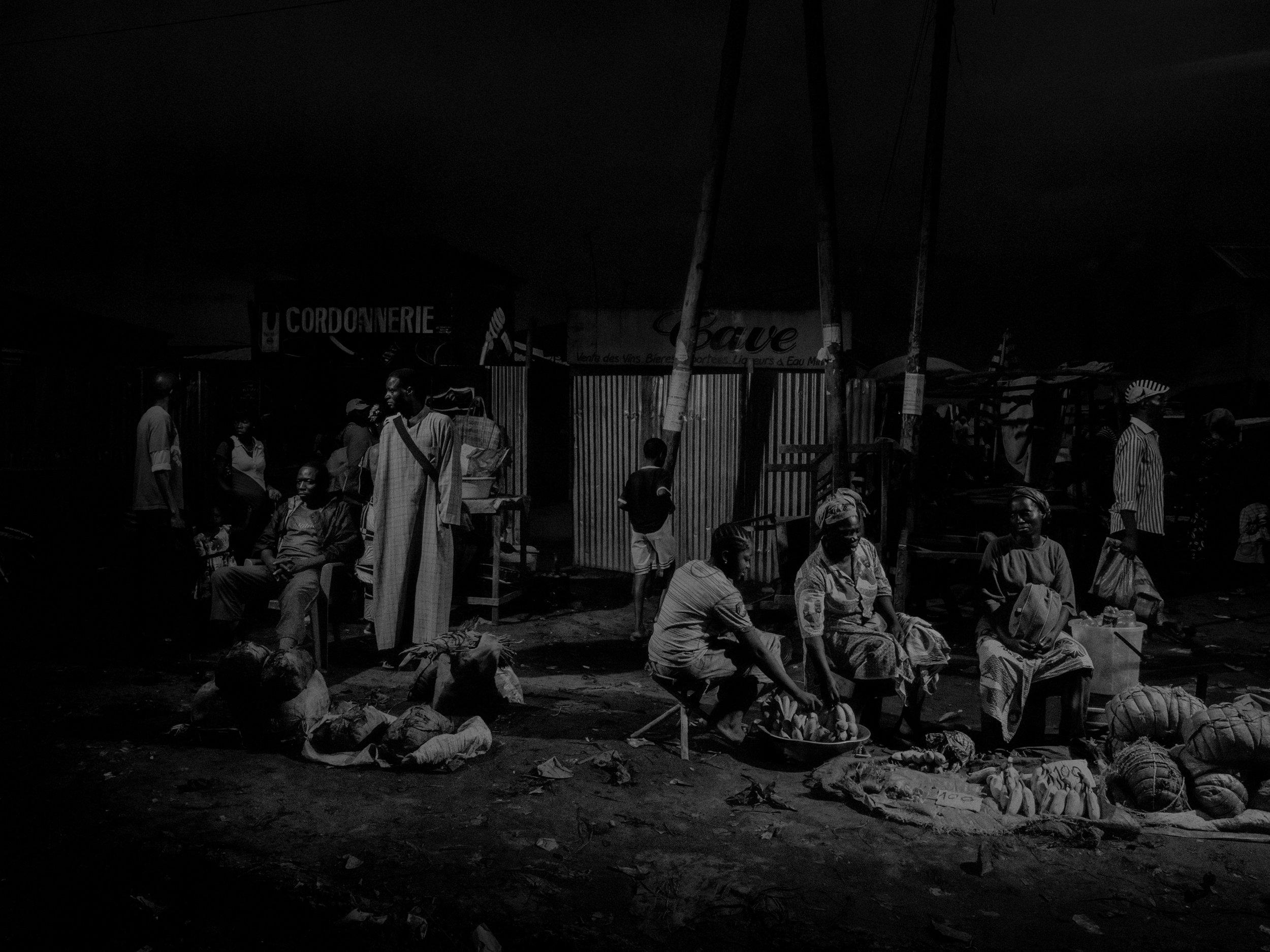 Alex Majoli, Scene #1095, Pointe Noire, Congo 4/5, 2013.