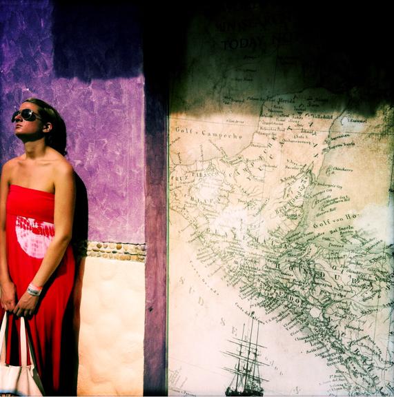 Day Dreaming, Cozumel, Mexico. March 16, 2011, 8:58:27pm  Latitude: 20°29'43''N, Longitude: 86°57'22''W  © Robert Herman