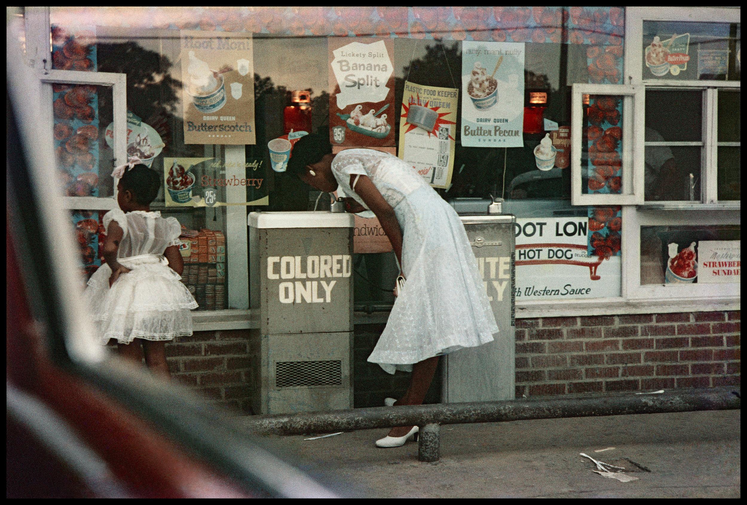 Drinking Foundations, Mobile, Alabama, 1956