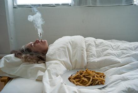 Bad Habits, 2012 © Annette Lemieux