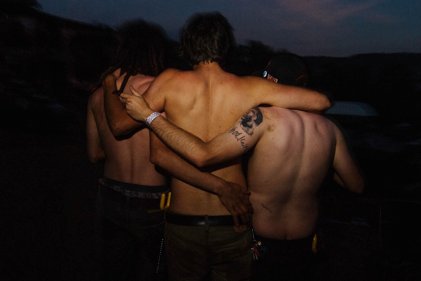 """ Study on Post-pubescent Manhood "" ©Stacy Kranitz"
