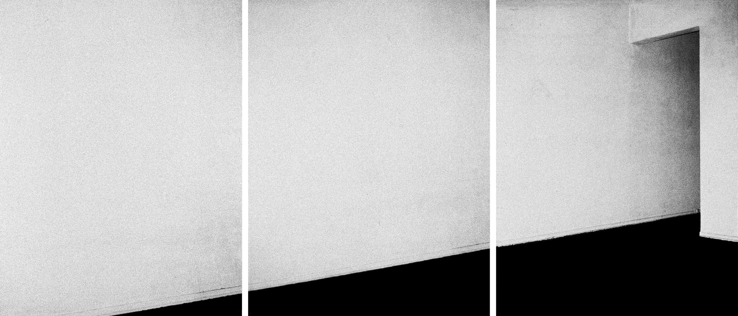 The Hollywood Suites Triptych #4 , 1976  ©  Steve Kahn