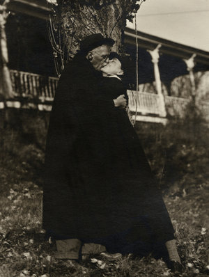 """""""I have destroyed 300 prints to-day. And much more literature. I haven't the heart to destroy this..."""" Alfred Stieglitz in a letter to Georgia O'Keefe, 1929."""