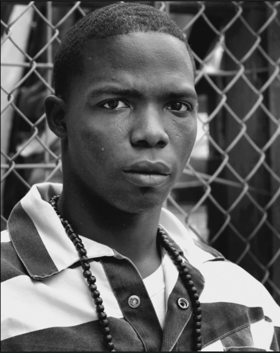 Chandra McCormick,  Young Man, Angola Prison , 2013  © Courtesy the artist