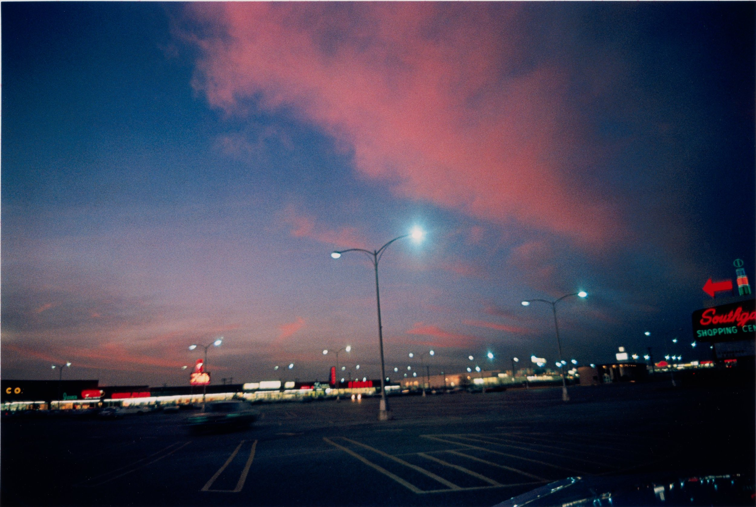 William Eggleston,  Arkansas, ca. 1965-68, Dye-transfer print, The Metropolitan Museum of Art, New York, Promised Gift of Jade Lau © Eggleston Artistic Trust. Courtesy David Zwirner, New York/London/Hong Kong