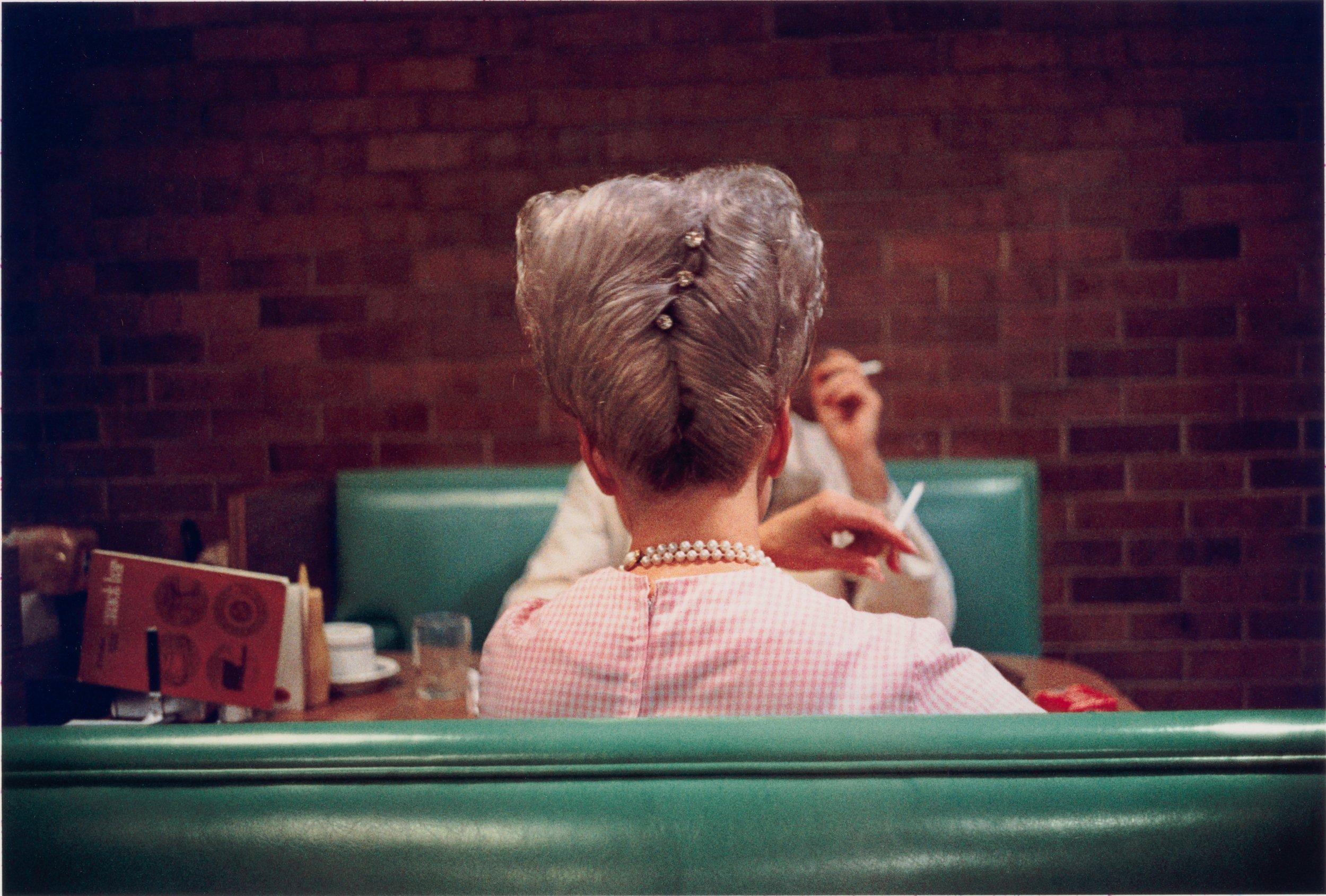 William Eggleston,  Memphis, 1965-68 , Dye-transfer print, The Metropolitan Museum of Art, New York, Promised Gift of Jade Lau © Eggleston Artistic Trust. Courtesy David Zwirner, New York/London/Hong Kong