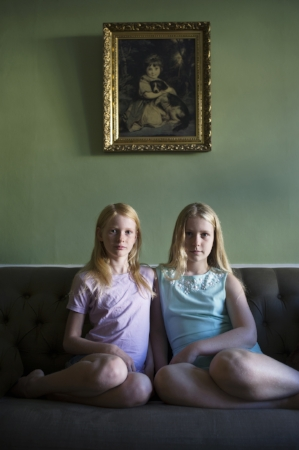 Sisters  by  Sophie Harris-Taylor is published by  Hoxton Mini Press
