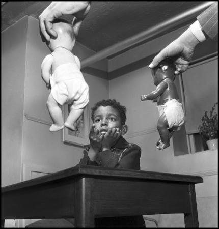 Doll Test, Harlem, New York, 1947  Images Courtesy of Jack Shaiman Gallery