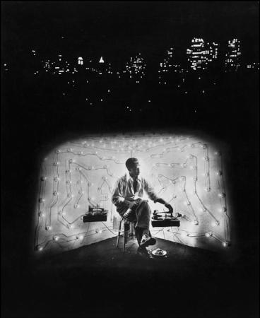 Invisible Man Retreat Harlem New York, 1952  Images Courtesy of Jack Shaiman Gallery