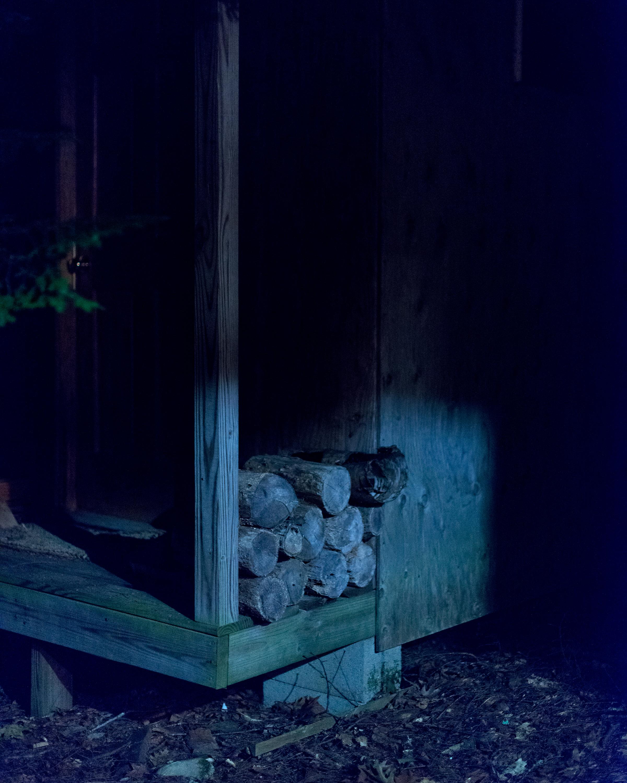 Firewood at Midnight © Amani Willett