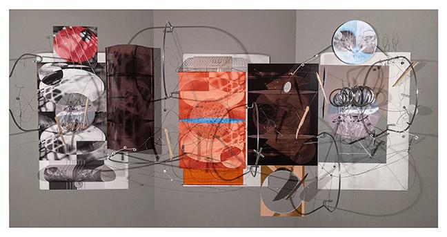 Untitled 018 (Rebus & Diversions), 2016 © Maria Martinez - Cañas, Courtesy Julie Saul Gallery