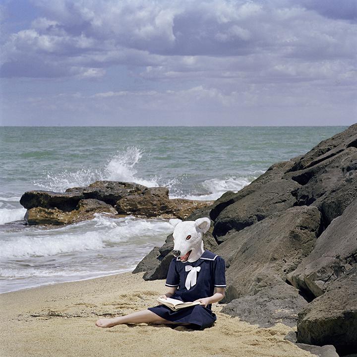 The Reader ©Polixeni Papapetrou