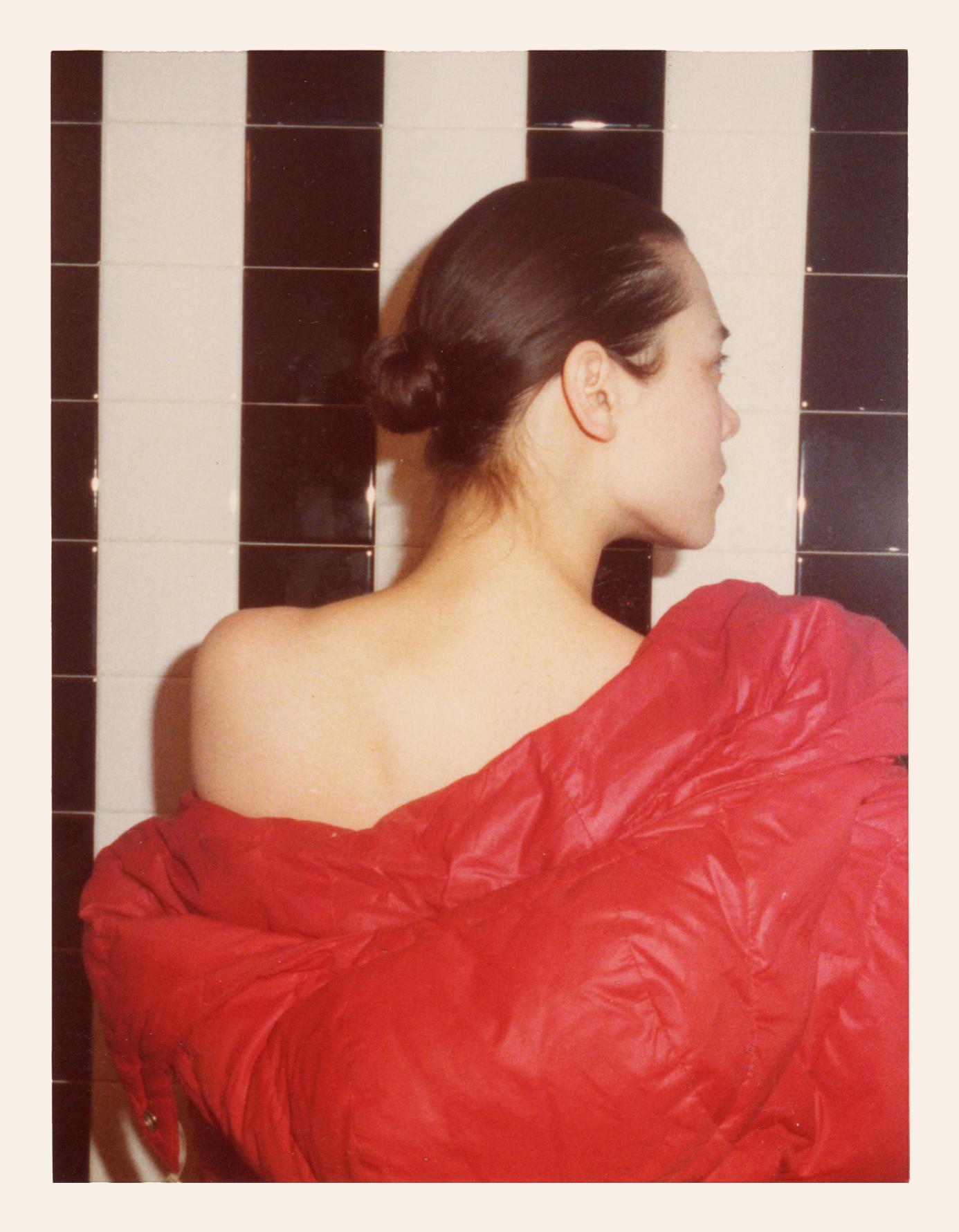 ©Antonio Lopez, Tina Chow, 1975