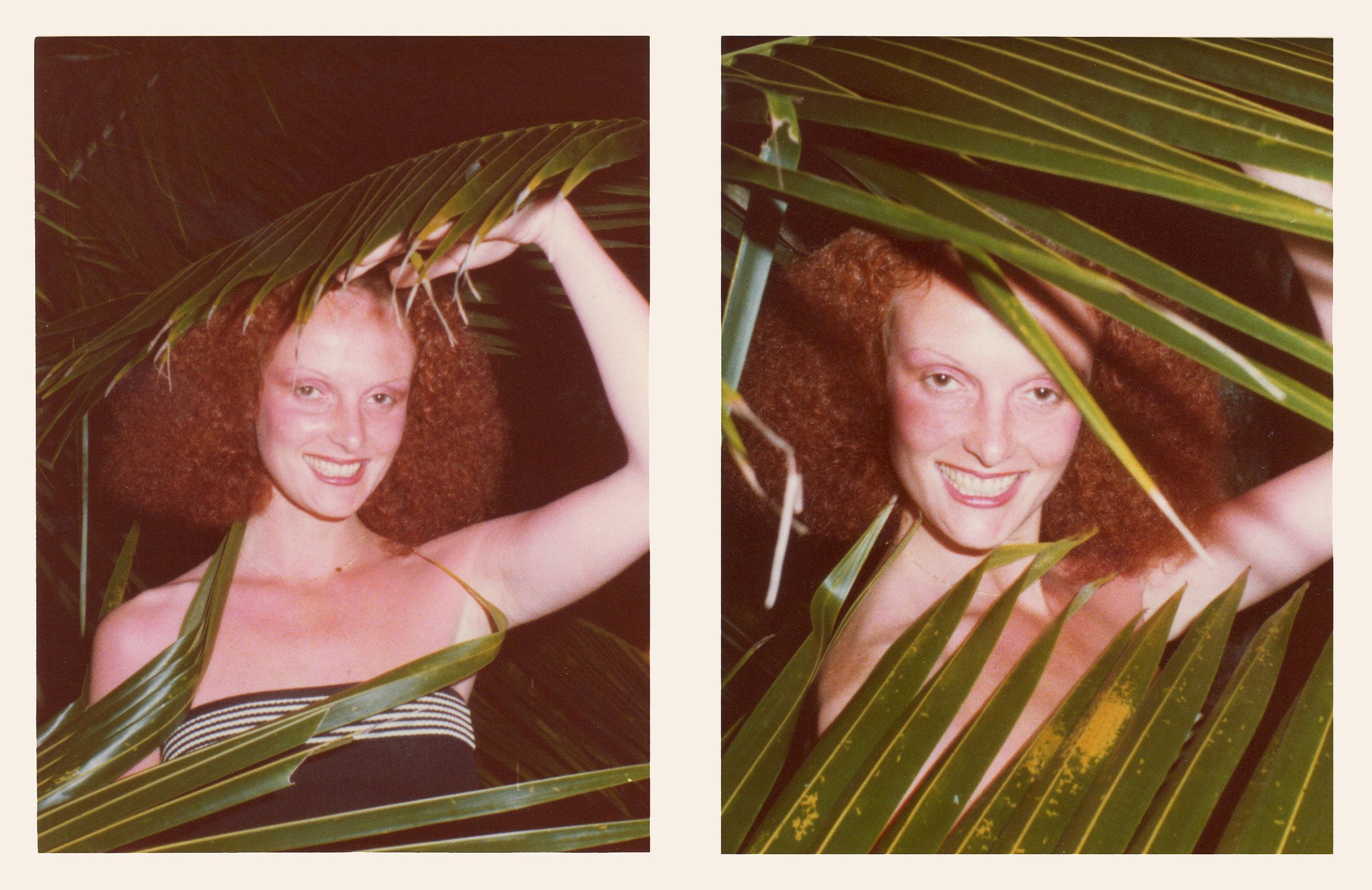 ©Antonio Lopez, Grace Coddington April 1975