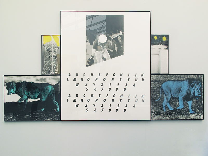 John Baldessari,  Bowl (With Two Voices) , 1987