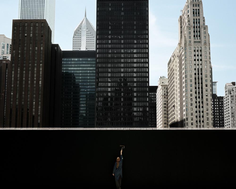 In Progress, 2016 ©Clarissa Bonet / Images courtesy Catherine Edelman Gallery, Chicago